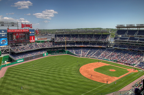 Nationals Park - best MLB stadiums 2013