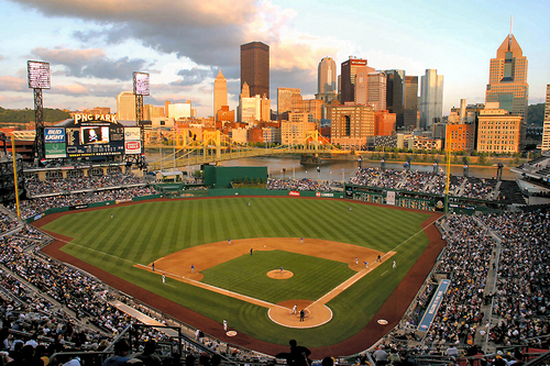 PNC Park - best MLB stadiums 2013