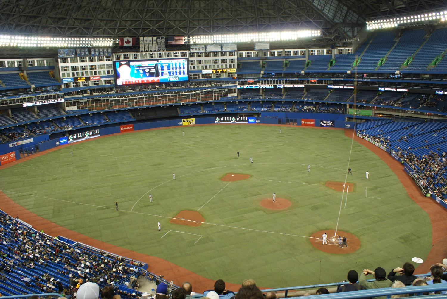 Rogers Centre - best MLB stadiums 2013