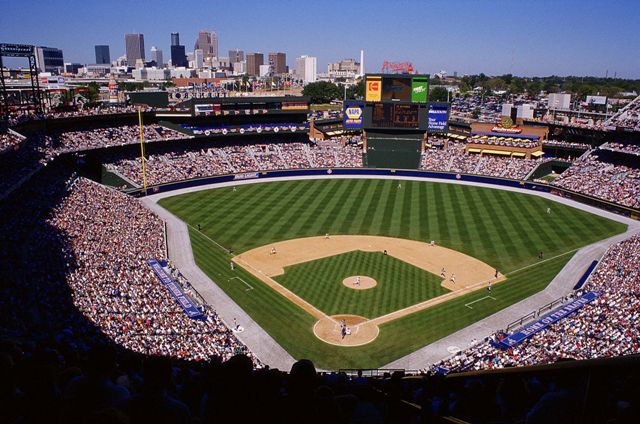 Turner Field - best MLB stadiums 2013