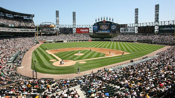 U.S. Cellular Field - best MLB stadiums 2013