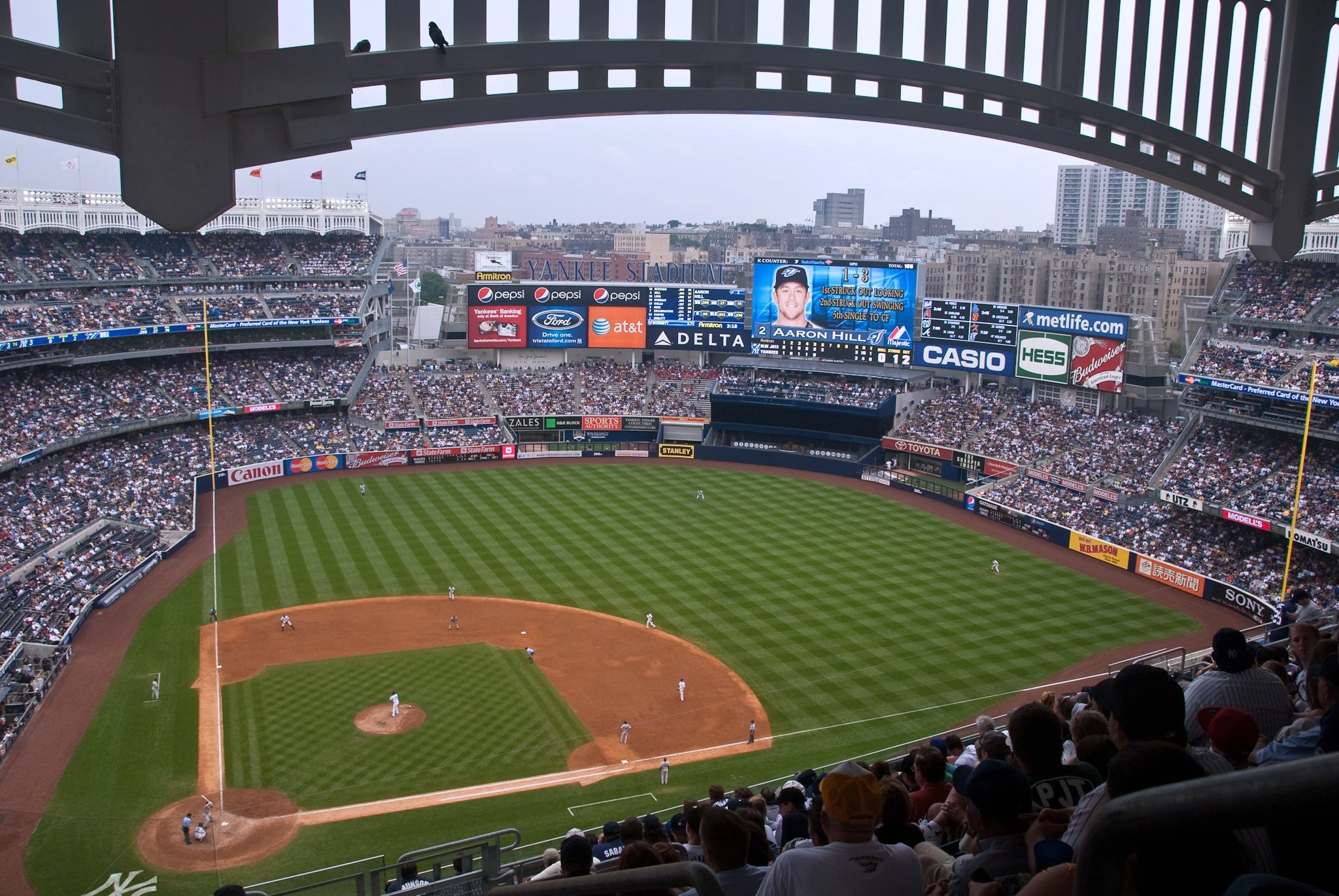 Yankee Stadium - best MLB stadiums 2013