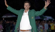 Adam Scott's Masters Winning Putt In Animated GIF Form