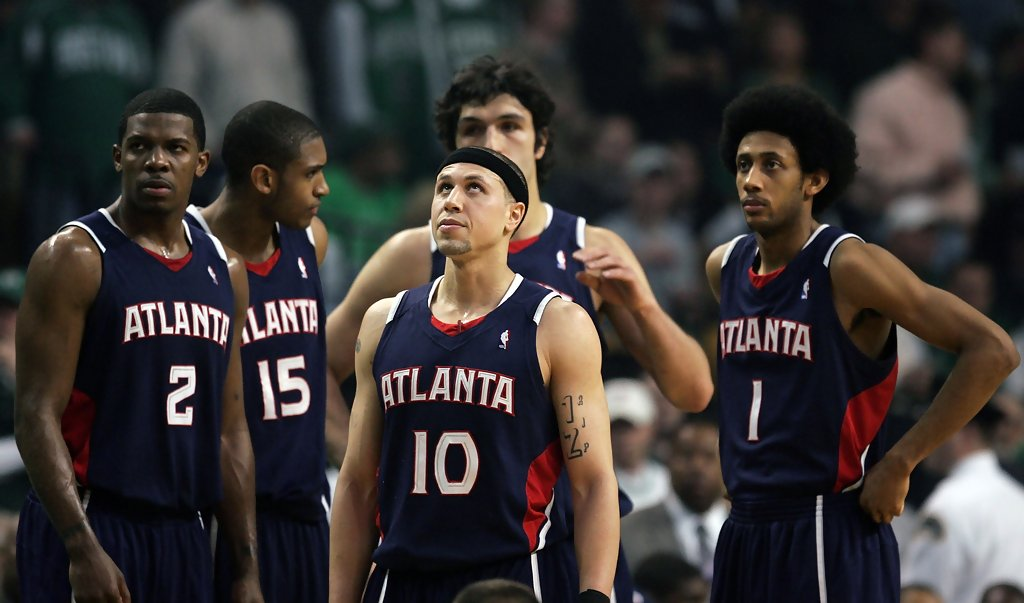 atlanta hawks - longest active postseason streaks pro sports