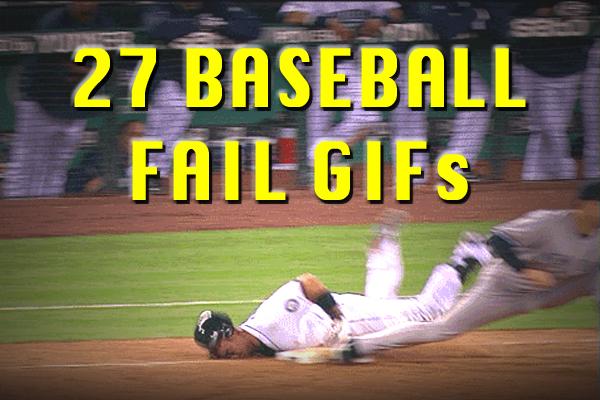 baseball fail gifs