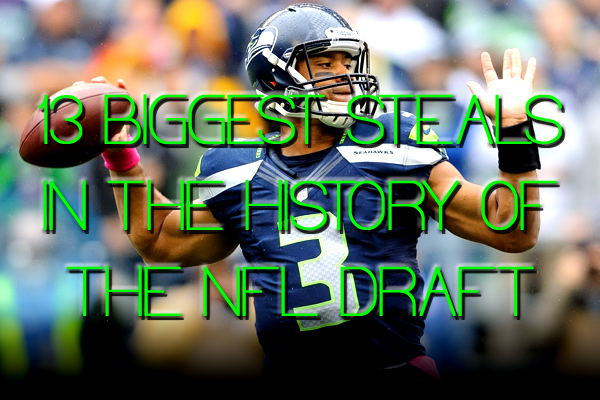 biggest steals nfl draft