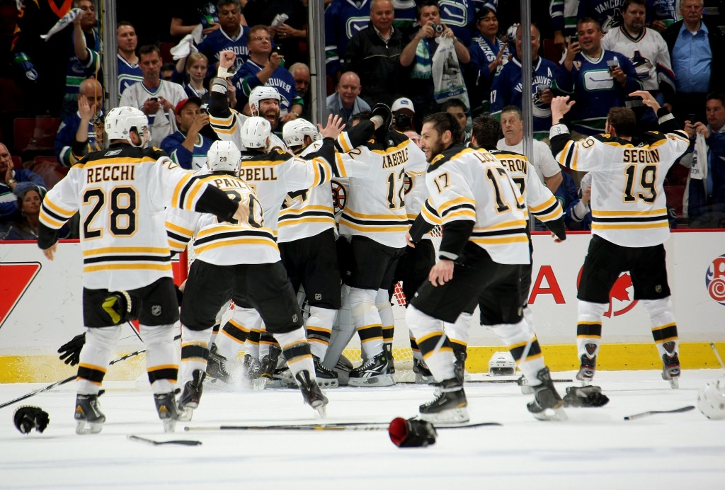 boston bruins stanley cup 2011 - longest active postseason streaks pro sports