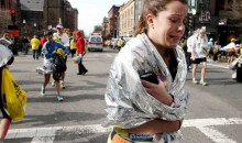 The World Reacts in Horror to the Boston Marathon Bombing (Video and Photos)