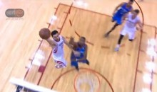 Carlos Delfino Posterized Kevin Durant (Video)