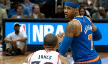 Stat Line of the Night — 4/3/2013 — Carmelo Anthony