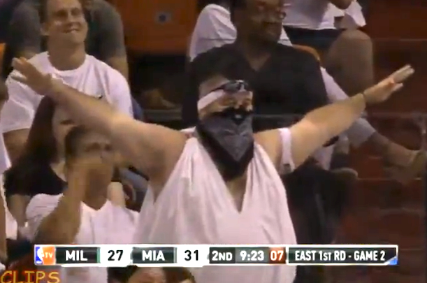 chris birdman andersen fan excited about block