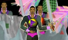 Chris Bosh Plays an Evil Space Prince from Another Dimension in This Animated Short Film (Video)