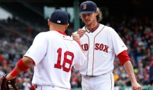 Stat Line of the Night — 4/14/2013 — Clay Buchholz