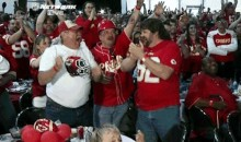 Kansas City Chiefs Fans Were Really Excited About Drafting OT Eric Fisher (GIF)