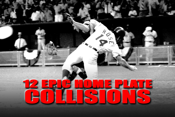 famous home plate collisions mlb