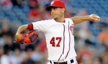 Stat Line of the Night — 4/25/2013 — Gio Gonzalez