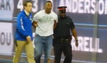 Two Separate Streakers Tried to Liven Up a Blowout at the Jays-Red Sox Game in Toronto Yesterday (Videos)