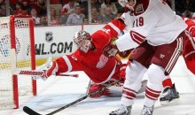 Stat Line of the Night — 4/22/2013 — Jimmy Howard