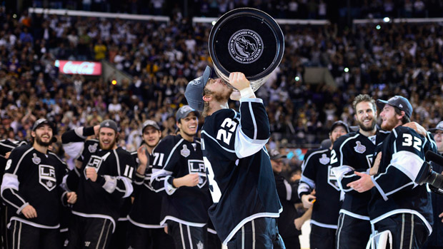 los angeles kings - longest active postseason streaks pro sports