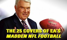 The 25 Covers of EA's Madden NFL Football
