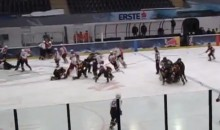 These Austrian Minor Hockey Players Know How to Brawl (Video)