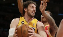 Stat Line of the Night — 4/17/2013 — Pau Gasol
