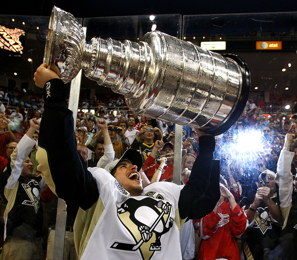 pittsburgh penguins sidney crosby stanley cup - longest active postseason streaks pro sports