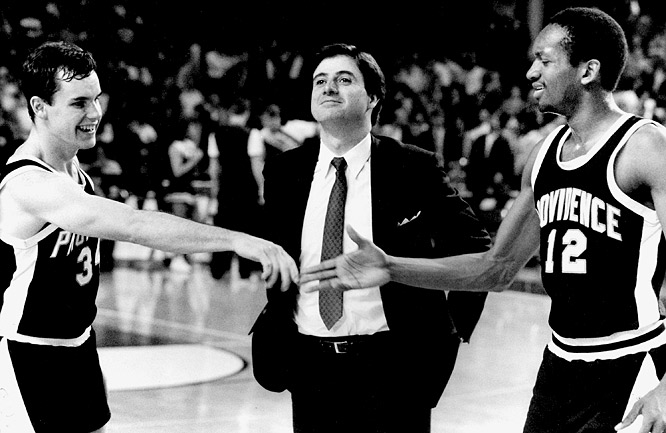 providence basketball 1987 - unlikely final four teams