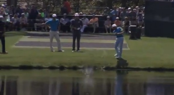 rickie fowler masters augusta national