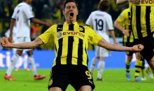 Stat Line of the Night — 4/24/2013 — Robert Lewandowski