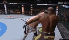 "Roy ""Big Country"" Nelson Lands a Big Knockout Punch (GIF)"