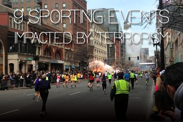 sports and terrorism (terrorist attacks on sporting events)