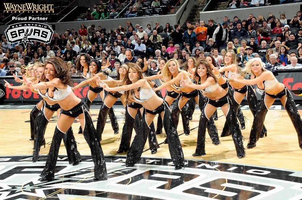 Spurs Cheerleaders 2013 | www.pixshark.com - Images Galleries With A Bite!