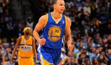 Stat Line of the Night — 4/23/2013 — Stephen Curry