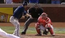 Rangers Beat the Rays Thanks to a Terrible Called Strike by Umpire Marty Foster on the Final Pitch of the Game  (Video)