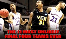 The 11 Most Unlikely Final Four Teams Ever