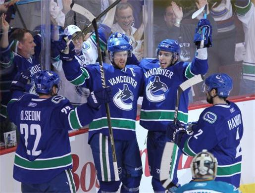 vancouver canucks - longest active postseason streaks pro sports