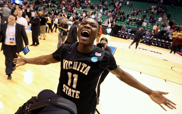 wichita state shockers - unlikely final four teams