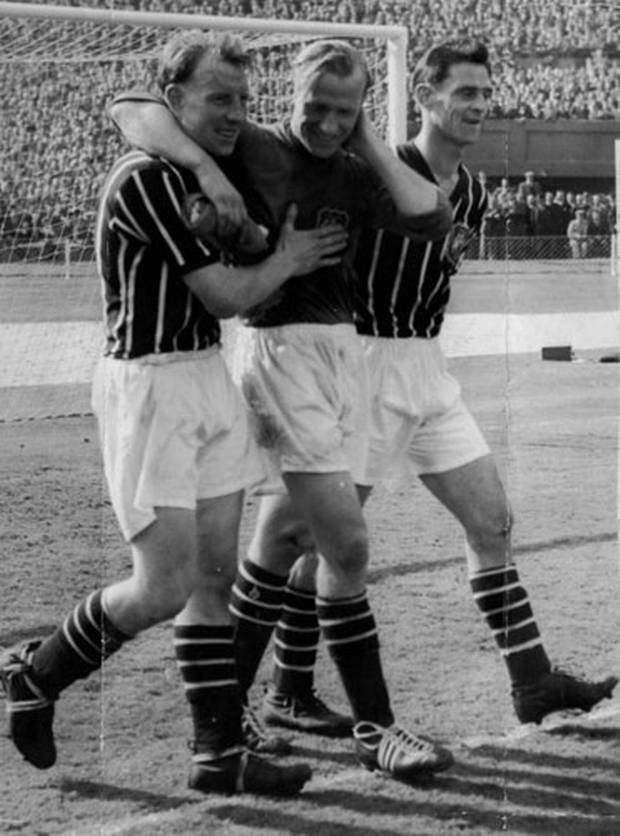 1 bert trautmann broken neck