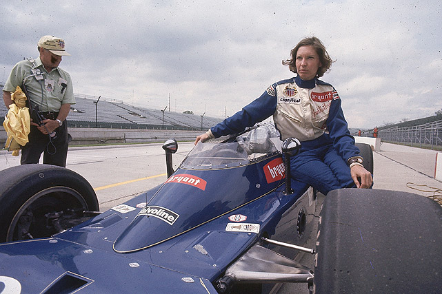 11 janet guthrie first female driver indianapolis 500 - greatest moments in indy 500 history
