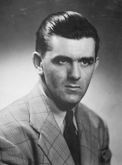 13 maurice richard - classic hockey hair
