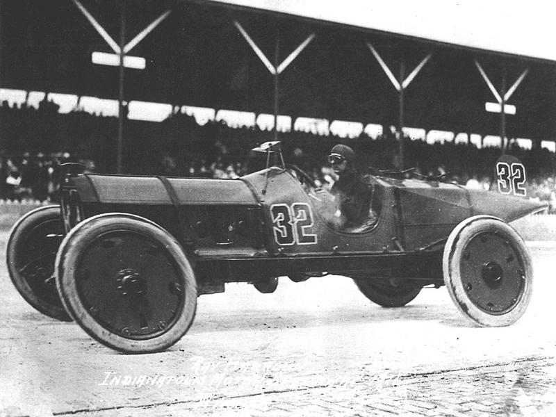 13 ray harroun wins first indianapolis 500 - greatest moments in indy 500 history