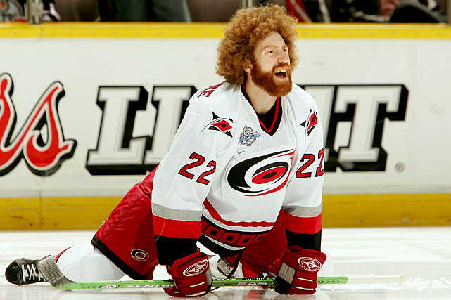 17 mike commodore fro - classic hockey hair