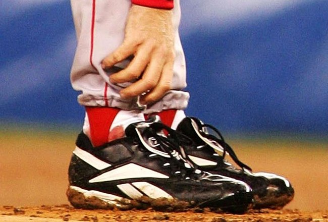 18 the bloody sock curt shilling