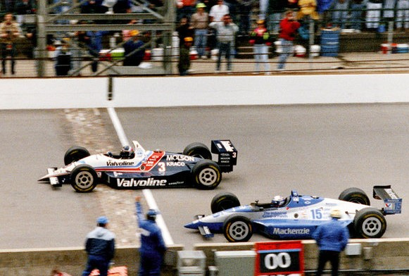 2 1992 indianapolis 500 closest finish unser goodyear