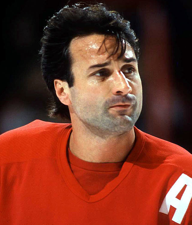 26 paul coffey coif - classic hockey hair