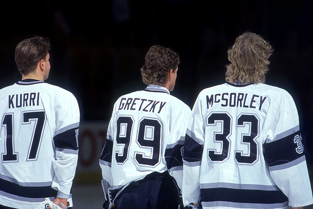 28 marty mcsorley kings - classic hockey hair