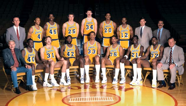 3 1986 lakers - lopsided nba playoff losses biggest margins of victory