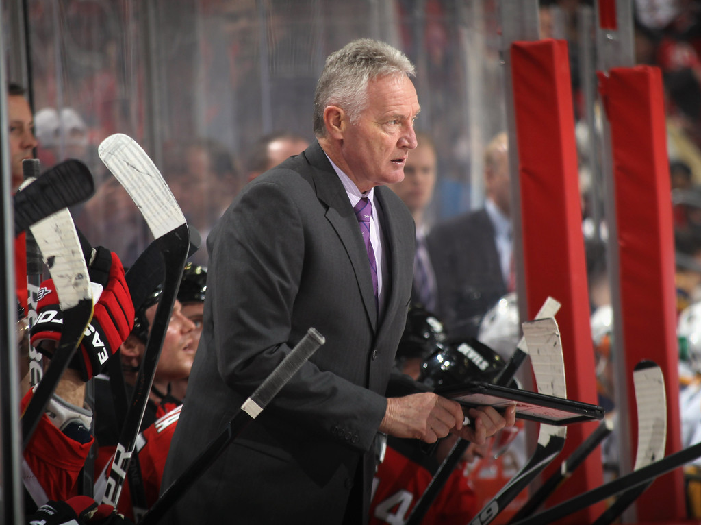 3 larry robinson devils - hall of fame players who coaches nhl teams