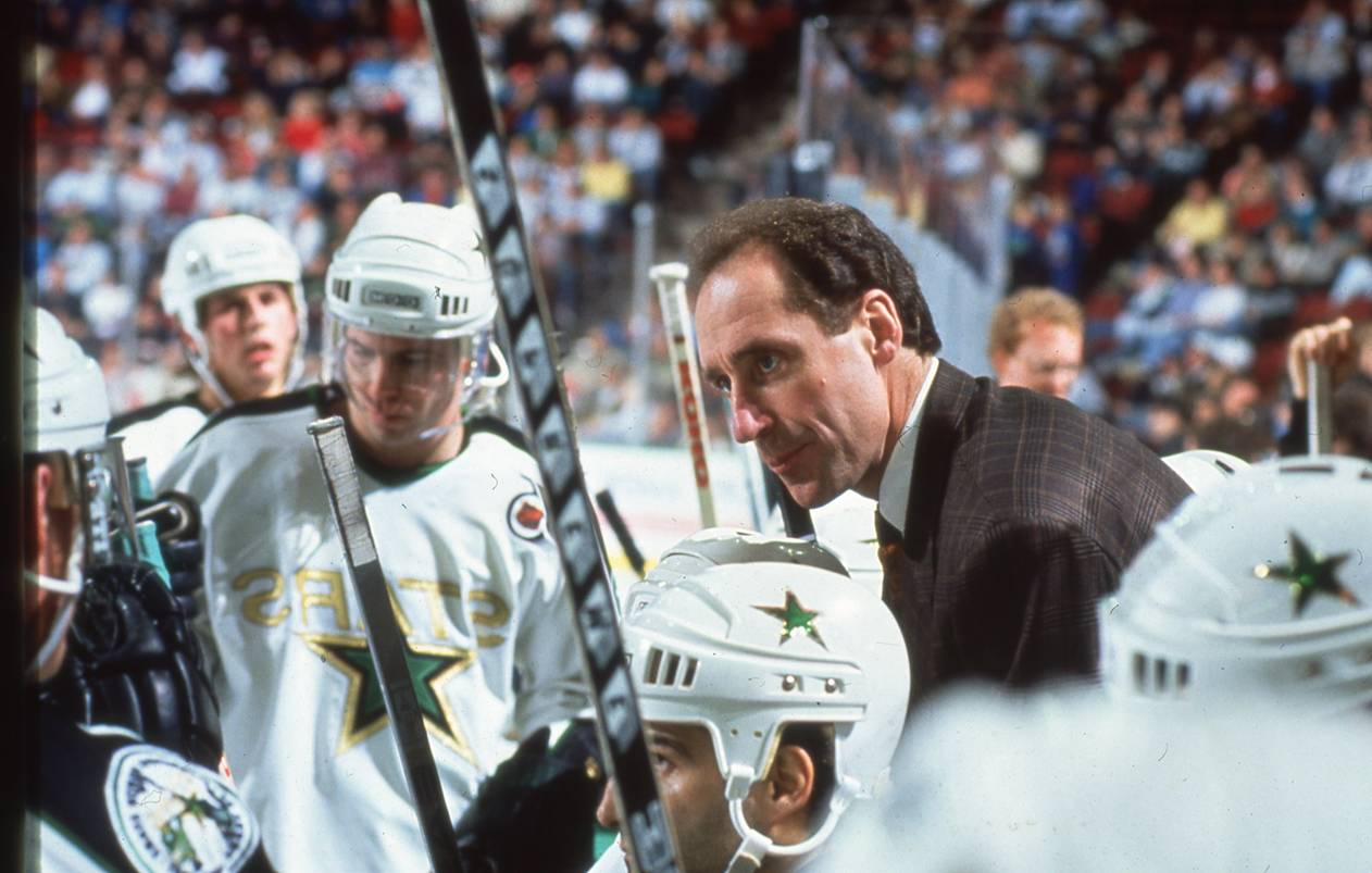 4 bob gainey stars coach - hall of fame players who coaches nhl teams